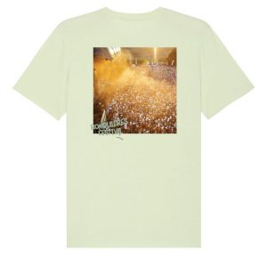 T-shirt public vert