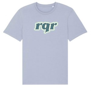 T-shirt RQR bleu