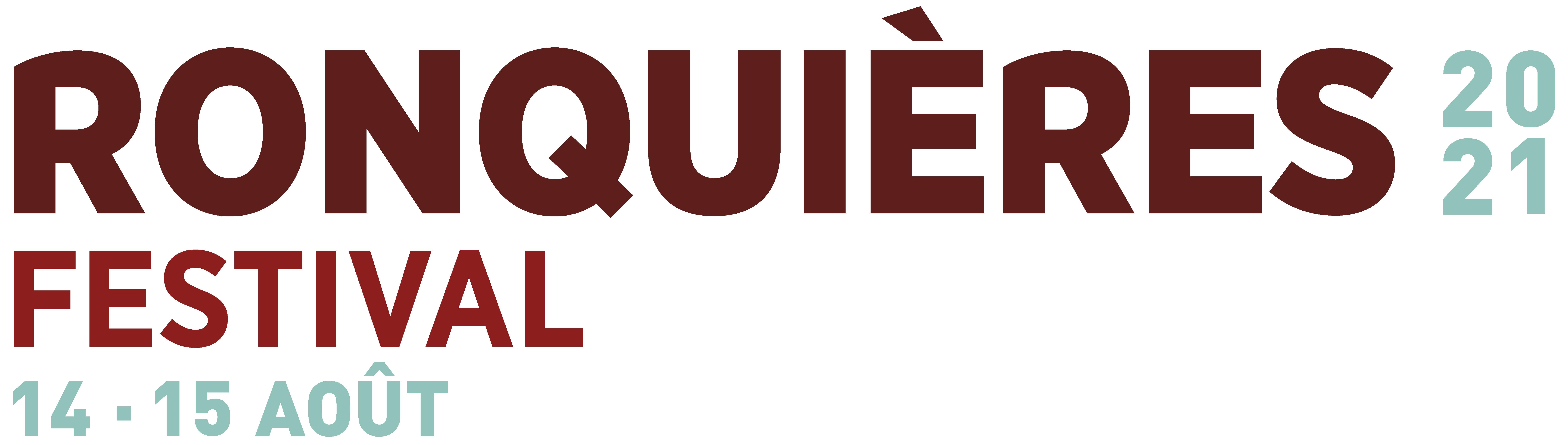 Merch Ronquières Festival